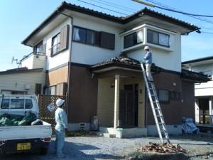 屋根と外壁のリフォーム