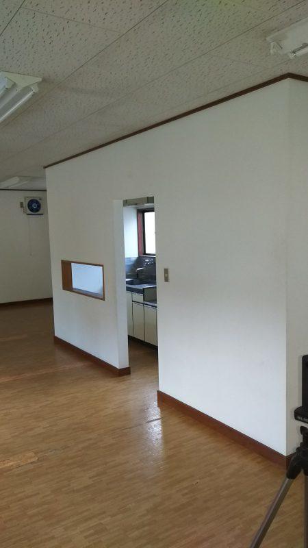 事務所内装リフォーム