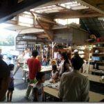 今年も恒例の夏の木工教室です。