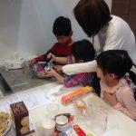 トクラス(水廻りのメーカー)ショールームでの「バレンタインチョコ作り教室」開催!